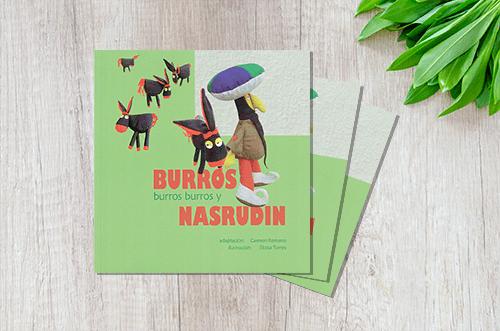 Reseña: Burros, burros, burros y Nasrudín