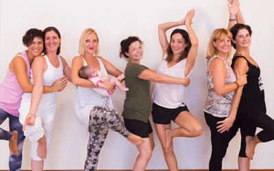 Despedida 34ª prom. Profesores de Yoga