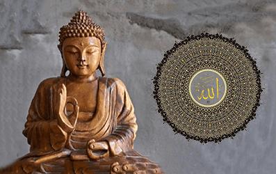 Algunos contactos históricos entre Budismo e Islam