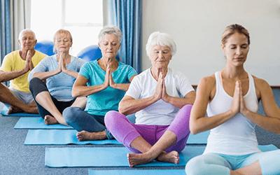Reflexiones sobre la imagen actual del yoga