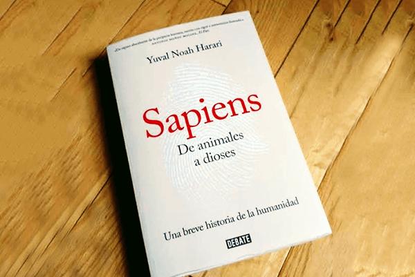 Sobre el libro Sapiens de Hariri
